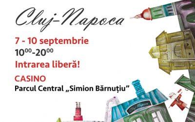 Cele mai bune motive să veniți la  Bookfest Cluj-Napoca
