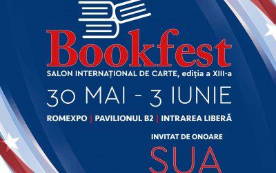 Bookfest se mută în casă nouă și scade tarifele