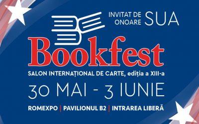 Cel mai mare Bookfest din istorie începe pe 30 mai