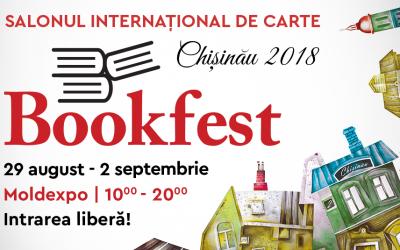 Toată lumea bună vine la Bookfest Chișinău