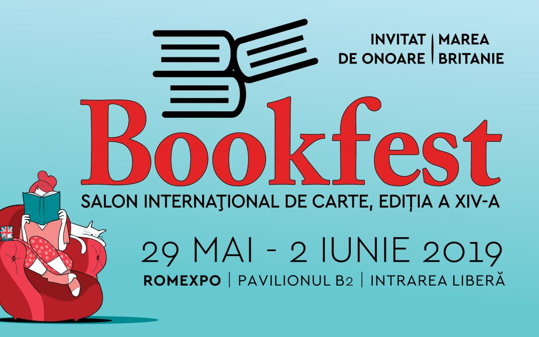 Bookfest începe înscrierile și îngheață prețurile