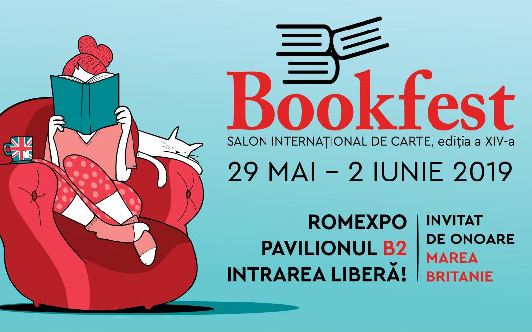 Cărțile verii se votează la Bookfest!