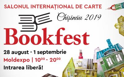 Chișinău – capitala cărții pentru următoarele cinci zile