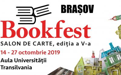 Lansări de cinci stele la Bookfest Brașov